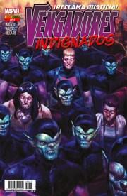 Vengadores Indignados 7 (Panini)