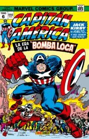 Marvel Gold. Capitán América y El Halcón 6 (Panini)