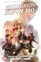100% Marvel. Escuadrón Supremo 3. Buscando a Namor