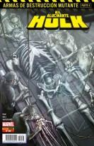 El Alucinante Hulk 66. Armas de destrucción mutante - Parte 4