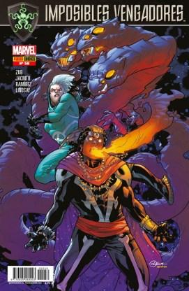 Imposibles Vengadores 56. Imperio Secreto