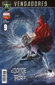 Vengadores 86 (9). Imperio Secreto