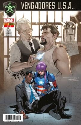 Vengadores USA 8. Imperio Secreto