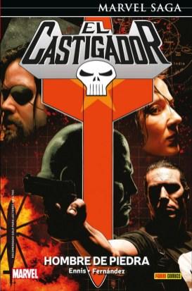 Marvel Saga. El Castigador 9 (Panini)