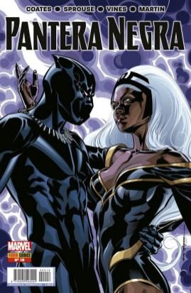 Pantera Negra 18 (Panini)