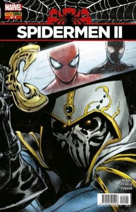 Spidermen II 2 (Panini)