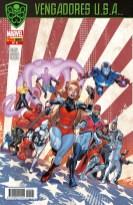 Vengadores USA 9 (Panini)