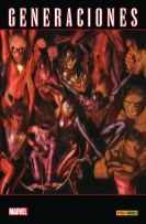 100% Marvel HC. Generaciones (Panini)
