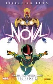 100% Marvel. Nova 8 (Panini)