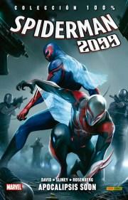 100% Marvel. Spiderman 2099 6 (Panini)