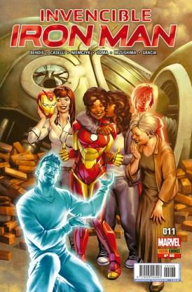 Invencible Iron Man 11 (Panini)