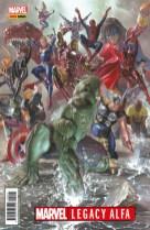Marvel Legacy: Alfa (Panini)