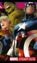Marvel Legacy: Alfa (Edición Especial) (Panini)