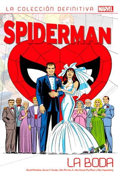 Spiderman: La colección definitiva (entrega 11) (Salvat/Panini)