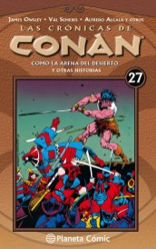 Las Crónicas de Conan 27 (Planeta)