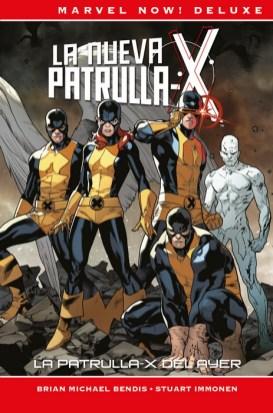 Marvel Now! Deluxe. La Nueva Patrulla-X 1 (Panini)