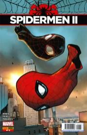 Spidermen II 5 (Panini)