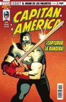 Capitán América v8 90. Marvel Legacy. El hogar de los valientes Parte 2 (Panini)