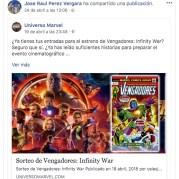 vengadors infinity war ganador 3