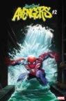 WEST COAST AVENGERS #2 MARVEL'S SPIDER-MAN VIDEO GAME VARIANT por TIM TSANG (homenaje a Amazing Spider-Man #151, por John Romita)