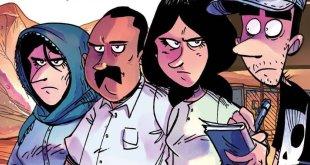 Se cadono le montagne: un reportage a fumetti di Zerocalcare