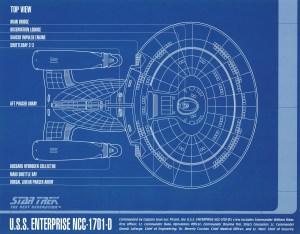 Schematic Uss Enterprise – The Wiring Diagram – readingrat