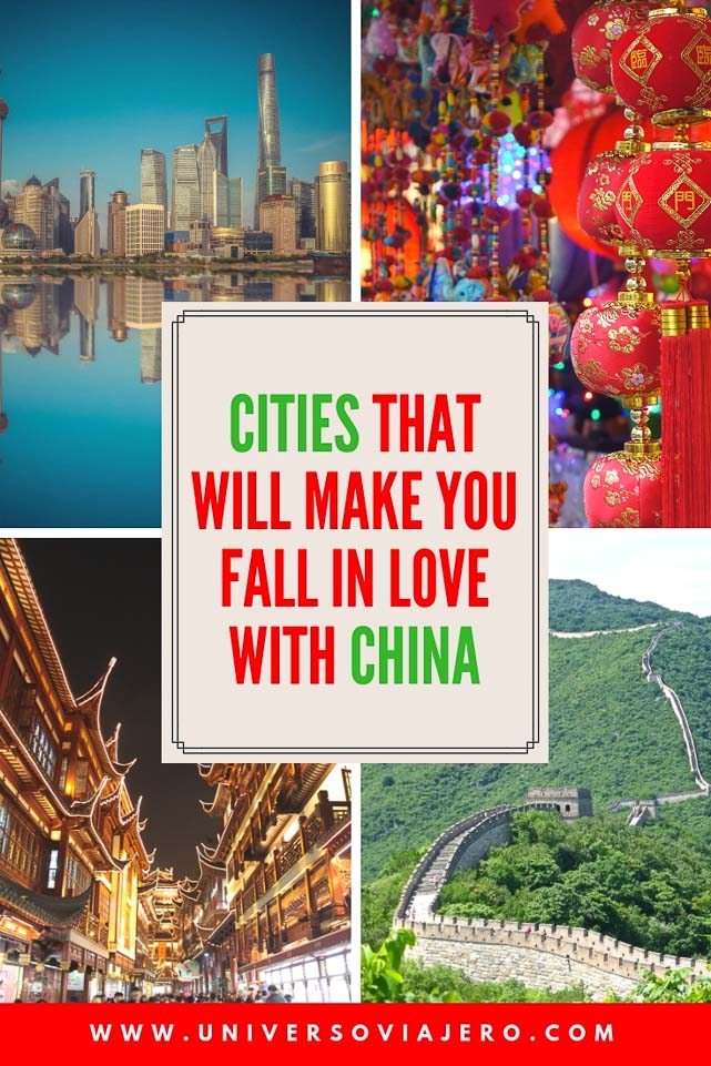 cities that will make you fall in love with China