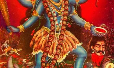 Mitologia Indiana – Kali