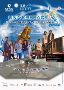 Affiche Universpace