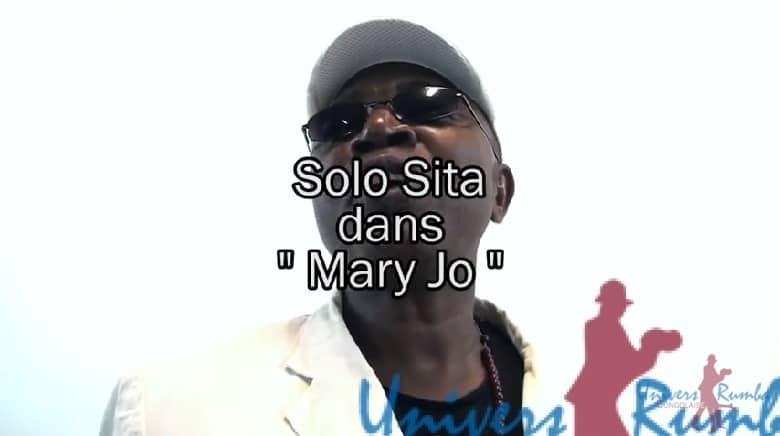 Vidéo : Clip « Mary Jo » nouveau single de Solo Sita sur Univers Rumba Congolaise