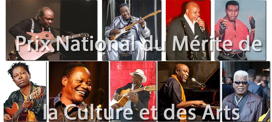 Le jury du prix du mérite de la culture et des arts honore certains de ses meilleurs artistes de la diaspora congolaise.