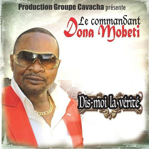 Le chanteur Dona MOBETI fait des merveilles avec son nouvel album « Dis-moi la Vérité »