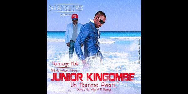 SINGLE de Junior KINGOMBE : « Hommage Malé » tiré de l'album «Un Homme Averti»