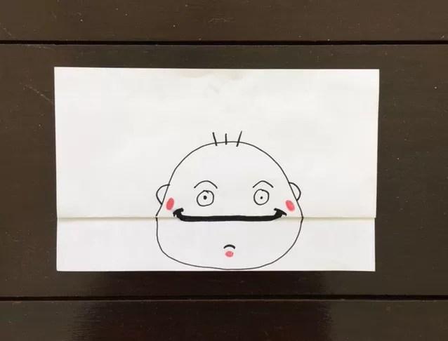 dessin surprise une activite amusante