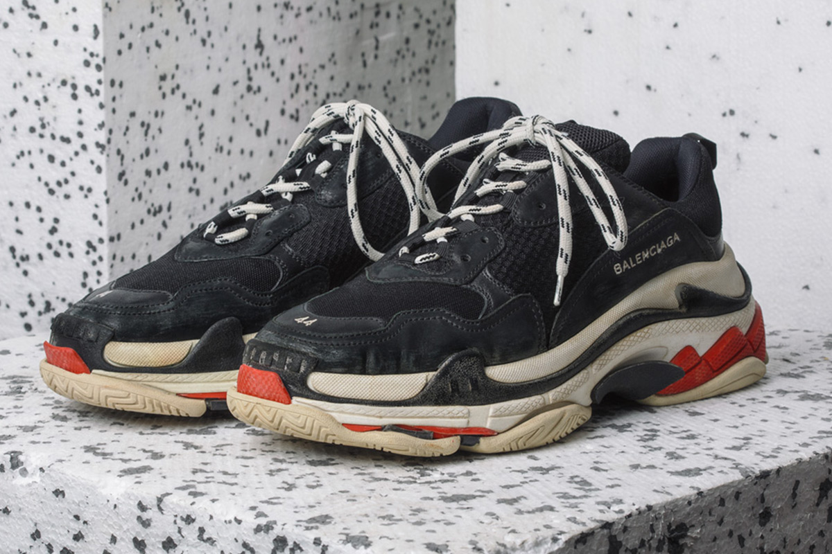 Balenciagas Triple S Logo Could Be A Low Key Reference To