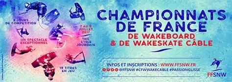 Championnats de france FFSNW TNG