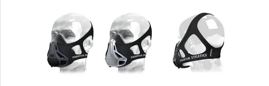 phantom training mask 2