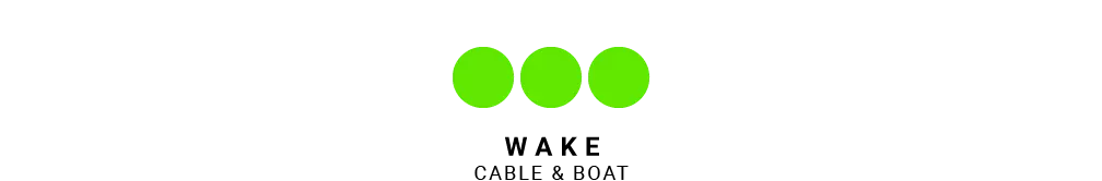 Woo wakepark cable & boat