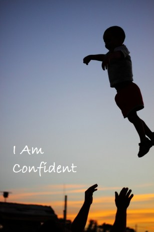 Self-empowerment-confident