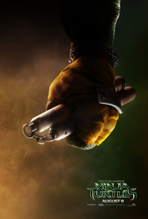 tumblr n3pz7a2Lzt1txab8uo1 1280 472x700 Teaser Posters for TEENAGE MUTANT NINJA TURTLES Revealed