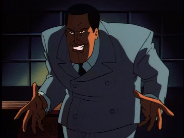 Animated Batman Part 1 Series Two Face