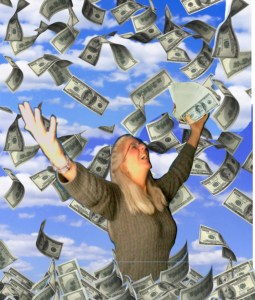 Money Shower