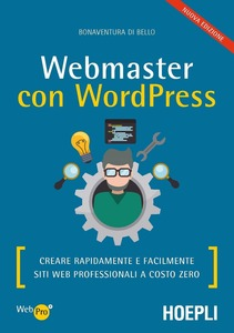 Recensione Webmaster con wordpress di bonaventura di bello