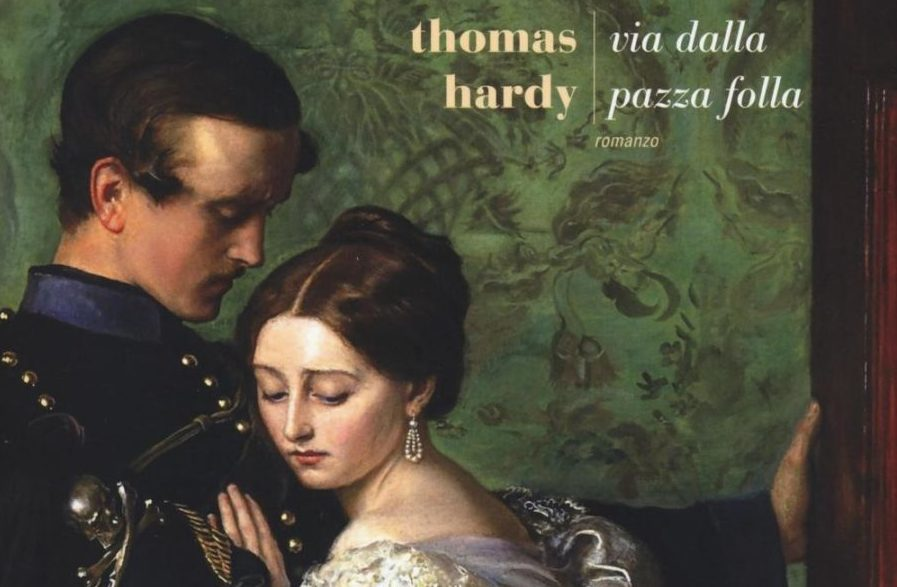 VIA DALLA PAZZA FOLLA Thomas Hardy