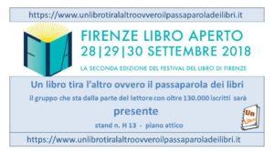 Firenze libro aperto 2018 Recensioni UnLibro