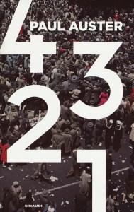 4321 Paul Auster Recensioni Libri e News UnLibro