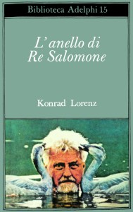 L'anello di Re Salomone Konrad Lorenz Recensioni Libri e News UnLibro