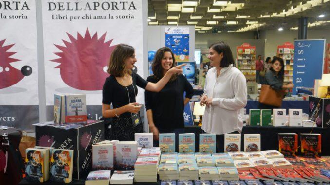 Le interviste del Passaparola dei libri Dalla Porta Editori Recensioni e News UnLibro