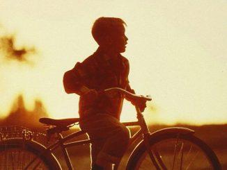l'uomo nero e la bicicletta blu Baldini recensioni Libri e News UnLibro