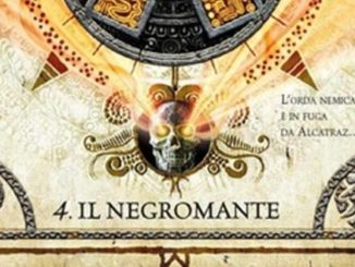 I SEGRETI DI NICHOLAS FLAMEL L'IMMORTALE, IL NEGROMANTE 4 Michael Scott Recensioni Libri e News Unlibro